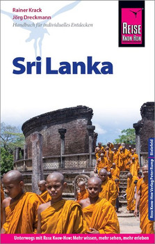Reise Know-How Reiseführer Sri Lanka - Joerg Dreckmann  [Taschenbuch]