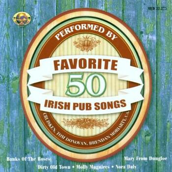 Various - Favorite 50 Irish Pub Songs