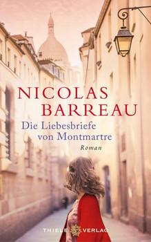 Die Liebesbriefe von Montmartre. Roman - Nicolas Barreau  [Gebundene Ausgabe]