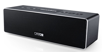 Canton musicbox XS nero