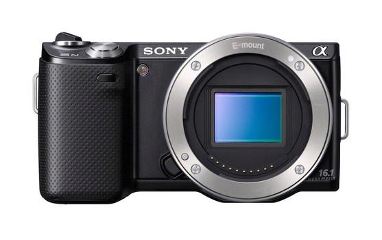 Sony Alpha NEX-5N Body nero