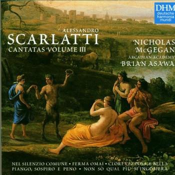 Brian Asawa - Alessandro Scarlatti: Kantaten Vol. 3