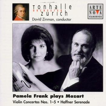 Pamela Frank - Die Violinkonzerte