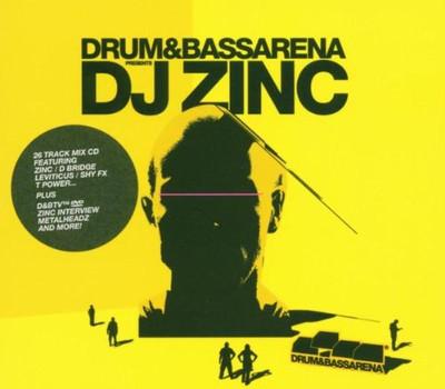 Various - Drum+Bass Arena/DJ Zinc (CD+DVD)