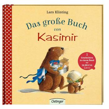 Das große Buch von Kasimir - Klinting, Lars