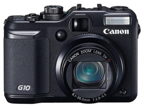 Canon PowerShot G10 zwart