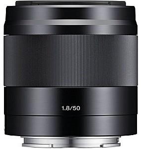 Sony E 50 mm F1.8 OSS 49 mm Objectif (adapté à Sony E-mount) noir