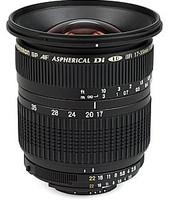Tamron SP AF 17-35 mm F2.8-4.0 ASL Di IF LD 77 mm Objectif  (adapté à Canon EF) noir