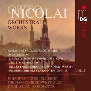 Pieper,J. - Orchesterwerke Vol.2
