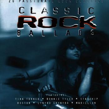 Various - Classic Rock Ballads