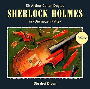 Sherlock Holmes - Neue Fälle 17. Die drei Diven - Butcher, Maureen