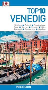 Top 10 Reiseführer Venedig. mit Extrakarte und kulinarischem Sprachführer zum Herausnehmen [Taschenbuch]
