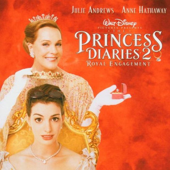 Plötzlich Prinzessin 2 [Soundtrack]