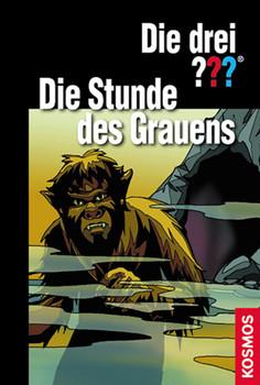 Die drei ??? und die Stunde des Grauens (drei Fragezeichen: Die drei ??? und das Geisterschiff, Die drei ??? und das schwarze Monster, Die drei ??? Die Höhle des Grauens - Ben Nevis