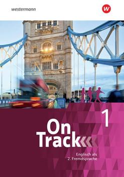 On Track / On Track - Ausgabe für Englisch als 2. Fremdsprache an Gymnasien. Englisch als 2. Fremdsprache an Gymnasien / Schülerband 1 [Gebundene Ausgabe]