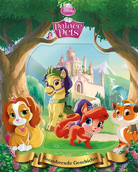 Disney Palace Pets: Bezaubernde Geschichte - Parragon