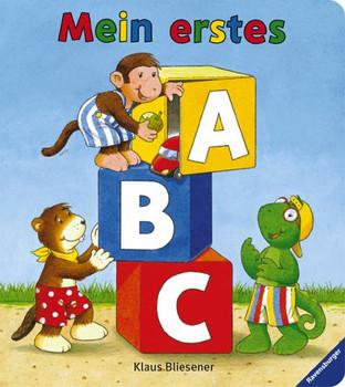 Mein erstes ABC - Klaus Bliesener