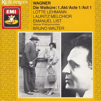 Loote Lehmann, Wiener Philharmoniker - Bruno Walter: Richard Wagner - Die Walküre, 1. Akt