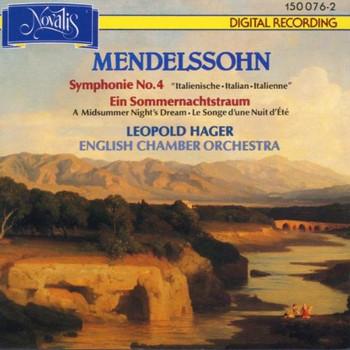 Leopold Hager - Sinfonie 4 / Sommernachtstraum