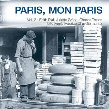 Various - Paris,Mon Paris Vol.2