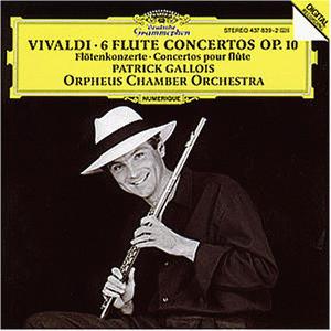 Gallois - Flötenkonzerte