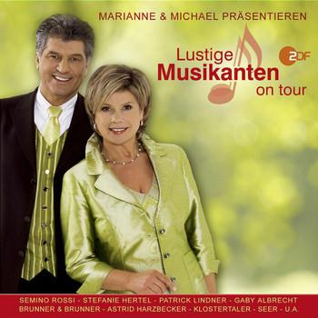 Various - Lustige Musikanten on Tour 2006