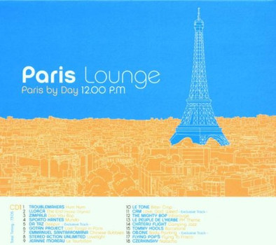 Various - Paris Lounge Dcd