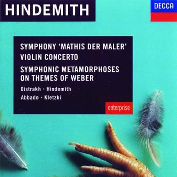 Oistrach - Violinkonzert/Sinf.Metamorph.