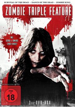 Zombie Triple Feature [3 Discs]