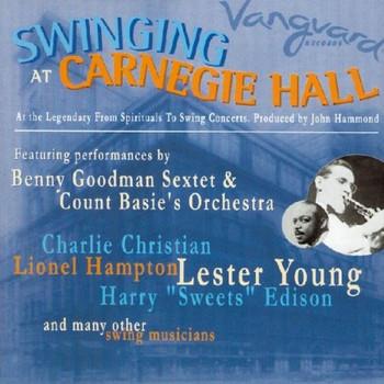 Various - Swinging at Carnegie Hall