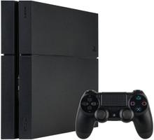 Sony PlayStation 4 500 GB [incl. draadloze controller] mat zwart