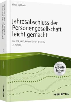 Jahresabschluss der Personengesellschaft leicht gemacht - Elmar Goldstein [Taschenbuch]