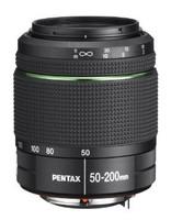 Pentax smc DA 50-200 mm F4.0-5.6 ED WR 49 mm filter (geschikt voor Pentax K) zwart