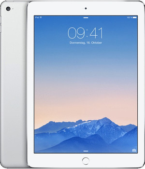 "Apple iPad Air 2 9,7"" 16GB [wifi + cellular] zilver"