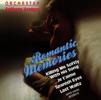 Anthony Ventura - Romantic Memories