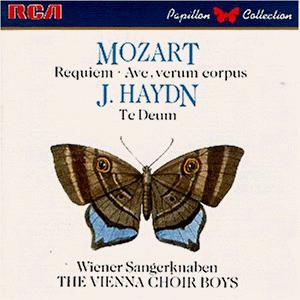 H. Gillesberger - Te Deum in C/Requiem+Ave Verum