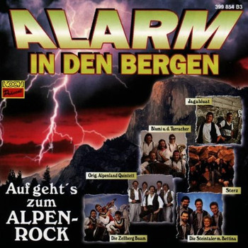 Various - Alarm in Den Bergen