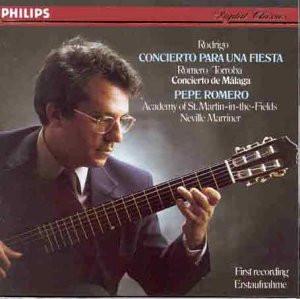 Romero - Concierto Para Una Fiesta/Conc