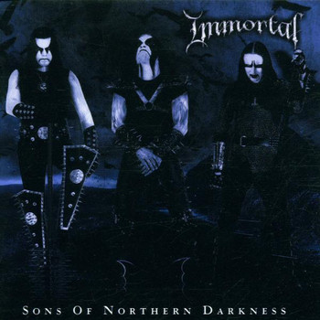 Immortal - Sons of Northern Darkness(Lim.