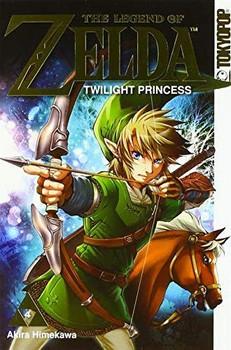 The Legend of Zelda 14. Twilight Princess 04 - Akira Himekawa  [Taschenbuch]