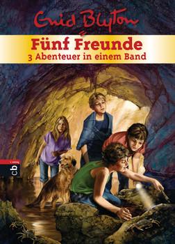 Fünf Freunde - 3 Abenteuer in einem Band: Sammelband 04 - Blyton, Enid