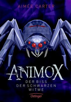 Animox. Der Biss der Schwarzen Witwe - Aimee Carter  [Gebundene Ausgabe]