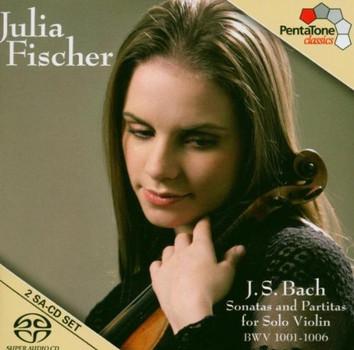 Julia Fischer - Sonaten & Partiten F.Violine