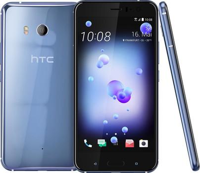 HTC U11 Dual Sim 64 Go argent