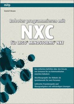 Roboter Programmieren Mit Nxc Für Lego Mindstorms Nxt Daniel Braun