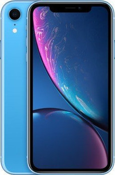 Apple iPhone XR 128GB bleu