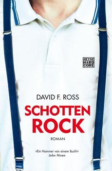 Schottenrock. Roman - David Ross  [Taschenbuch]