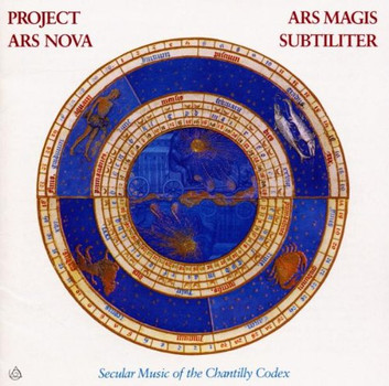 Project Ars Nova Ensemble - Ars Magis Subtiliter