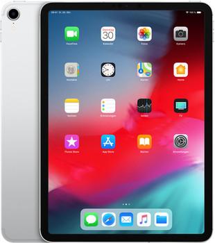 """Apple iPad Pro 11"""" 256GB [wifi, model 2018] zilver"""