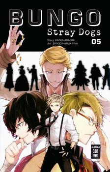 Bungo Stray Dogs 05 - Kafka Asagiri  [Taschenbuch]